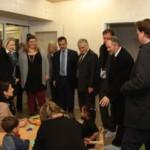 Gemeinsame Begegnung im Kooperationskinderhaus Kleestraße
