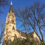 Glocken läuten wieder an der Evangelischen Diakoniekirche Luther
