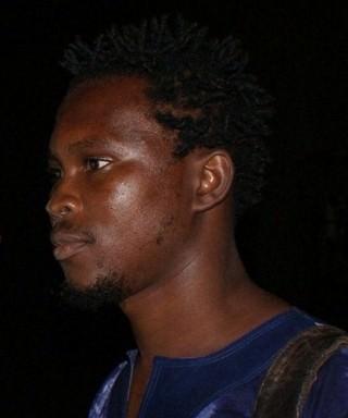 Aderemi Adegbite während der Dak'Art Biennale 2012 | Foto: Ayandaabeke (cc-by-sa)
