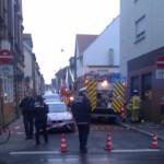 Zwei Tote bei Wohnhausbrand in der Gärtnerstraße