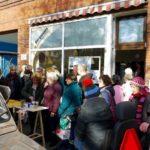 Fotostrecke: Eröffnung des Bürgercafés in Wohlgelegen
