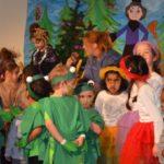 Eröffnung des fünften Kindertheaterfestivals