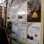 Programmstart im Bürgercafé mit Polizeisprechstunde und Diabetes-Vortrag
