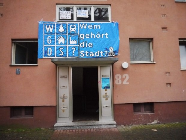 Wem gehört die Stadt? Die GBG gehört jedenfalls der Stadt Mannheim | Foto: Neckarstadtblog