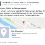 CDU verurteilt tätliche Übergriffe von politischen Gegnern