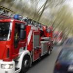 Starke Rauchentwicklung bei Brand einer industriellen Filteranlage