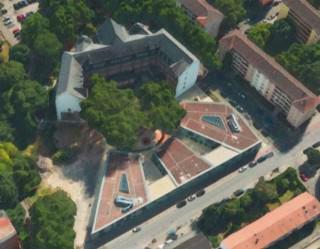 uhlandschule vogelperspektive 320x249 - Uhlandschule gewinnt dritten Baukulturpreis