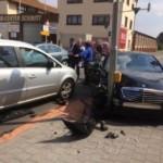 Mehrere Verletzte bei Verkehrsunfall in Wohlgelegen