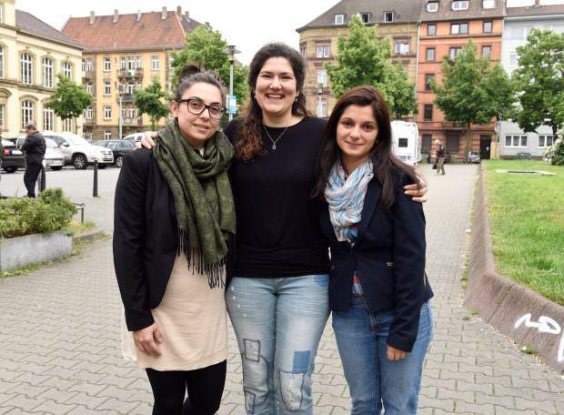 Das junge Team berät Neumannheimer/innen und hilft bei der Integration | Foto: Stadt Mannheim / Thomas Tröster