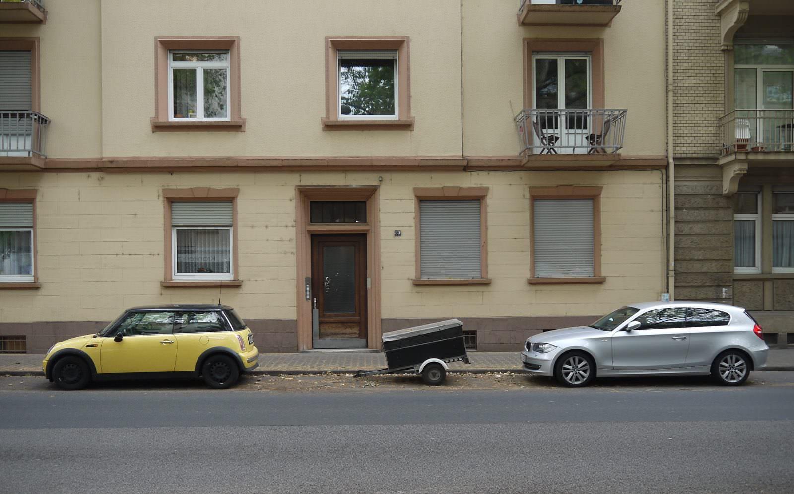 Während die Anwohner arbeiten sind, hält sich der Parkdruck in Grenzen | Foto: M. Schülke