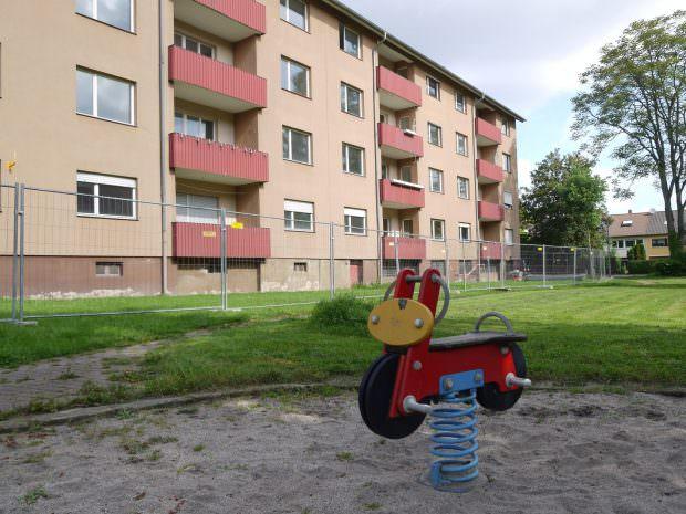 Das Spiel ist aus. Hier schwingt nur noch die Abrissbirne | Foto: Neckarstadtblog