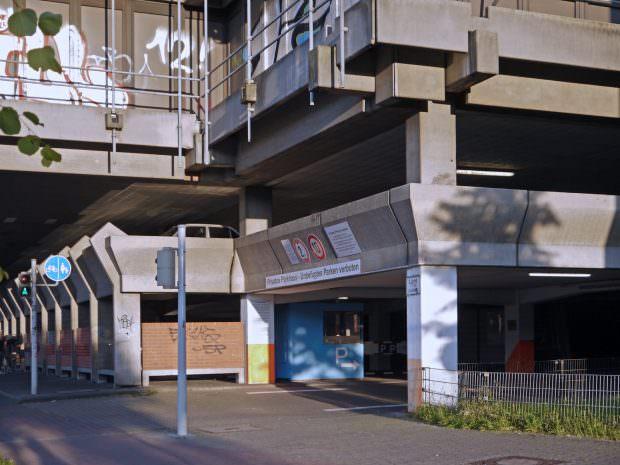 Sichere Parkplätze? | Foto: Neckarstadtblog