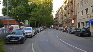 Vorerst bleibt das Parken in der Langen Rötterstraße kostenfrei | Foto: M. Schülke