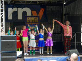 Die Mannheimer Arena der Zukunft e.V. erntet ihren verdienten Applaus   Foto: Neckarstadtblog