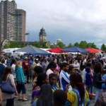 Fotos vom Afrikamarkt 2016 auf dem Alten Messplatz