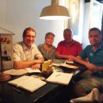 Neuer Quartiermanager zu Gast beim CDU-Stammtisch