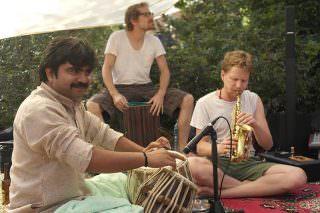 Neckarstädter Musiker aus aller Welt | Foto: Pressefreigabe (Community Art Center Mannheim)