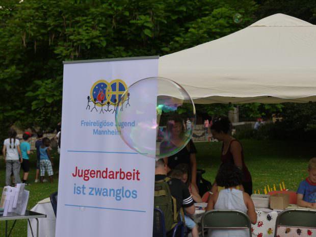 Stadtteilfest Herzogenried 2016 | Foto: M. Schülke