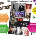 Die Rückkehr des Neckarstadtfests