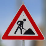 """Erneut eingeschränkte Verkehrsführung auf der """"BBC-Brücke"""""""