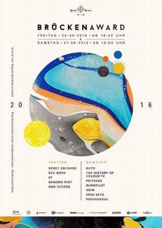 Brückenaward 2016 | Plakat: Prints of Persia