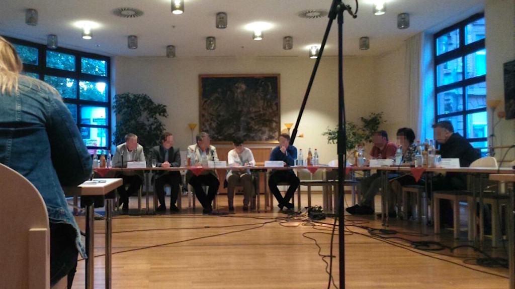 Die erste Bezirksbeiratssitzung nach der Sommerpause | Foto: Ruth Fanderl