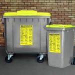 Adieu, Gelber Sack… Die Wertstofftonne kommt
