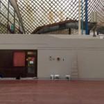 Multihalle geht frisch gestrichen auf Sponsorensuche