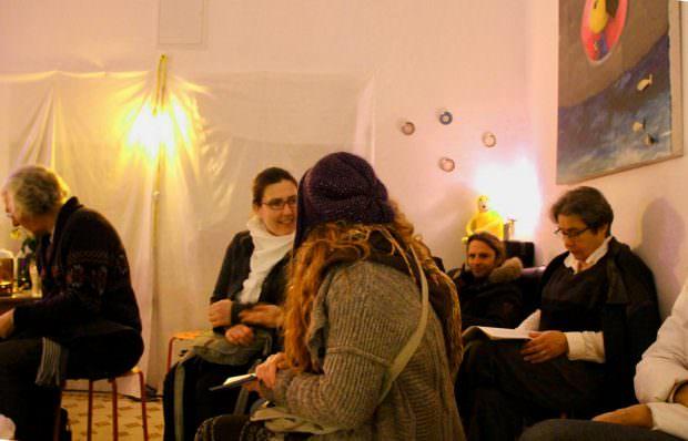 Das Publikum lauscht | Foto: Ruth Fanderl