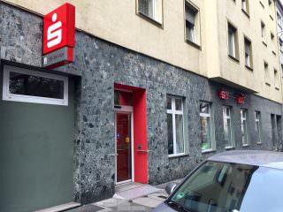 Tatort Geldautomat: In der Oberen Clignetstraße bedrohte ein maskierter Räuber zwei junge Frauen | Foto: Neckarstadtblog
