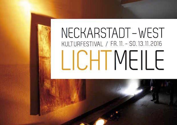 Das Programmheft ist beim Quartiermanagement im Alten Volksbad erhältlich | Bild: Quartiermanagement Neckarstadt-West