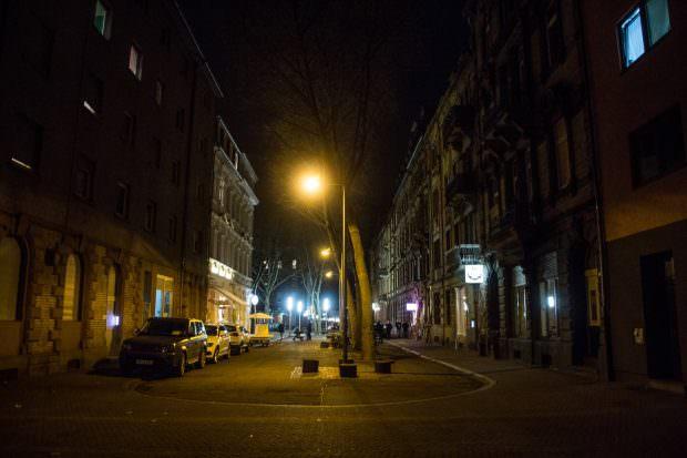 Ein Blick in die Beilstraße. Hier hat BNP besonders viele Häuser gekauft | Foto: CKI