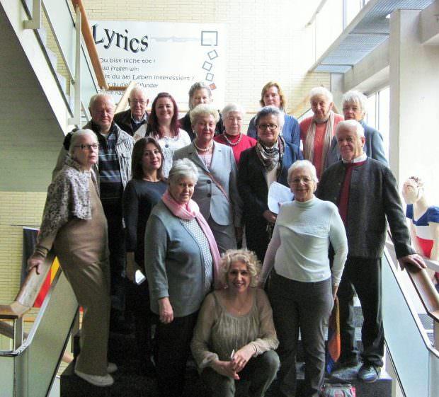 Die Frauen Union Mannheim zu Besuch in der Justus-von-Liebig-Schule | Foto: CDU Mannheim