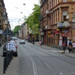 Schwerpunktkontrolle in der Neckarstadt-West