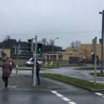 Straßenbahnfahrer bei Unfall verletzt