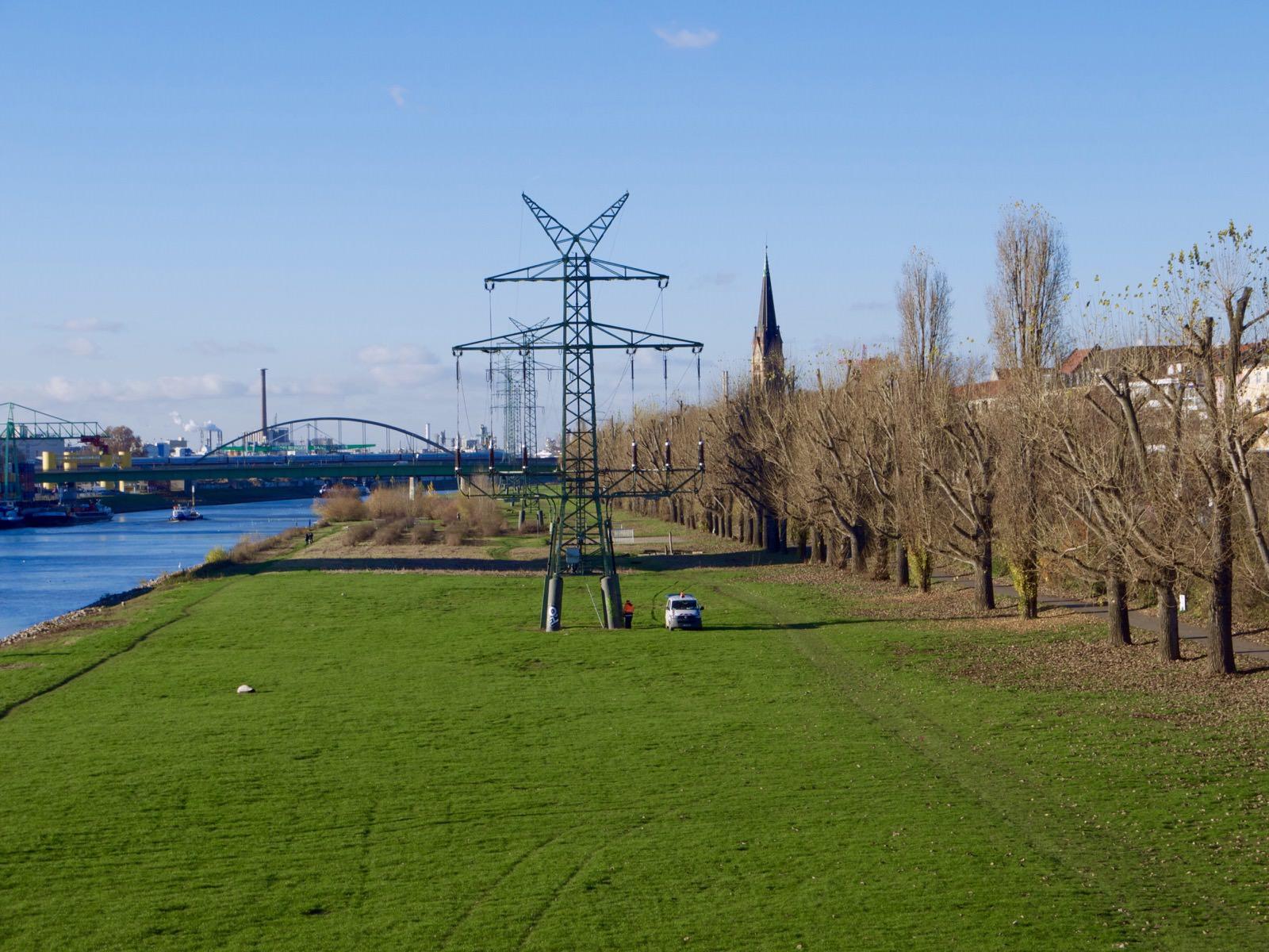 Sport, Kultur, Aufenthaltsqualität… die Neckarstädter wollen ihr Neckarufer zurückgewinnen | Foto: M. Schülke