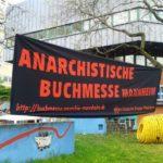 Buntes Kulturprogramm bei der 4. Anarchistischen Buchmesse