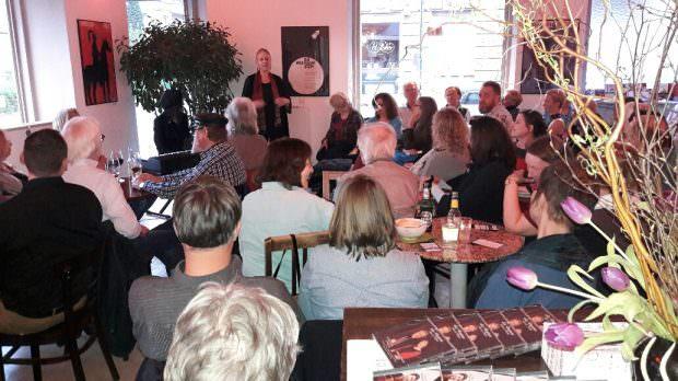 Das erste Gastspiel in der Neckarstadt hatte das TT2-Team beim Chanson-Abend mit Gisela Stoll und Zhana Minasyan | Foto: TT2