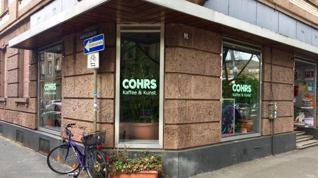 Das Café Cohrs wird vorübergehend zur Heimat für das TT2-Team | Foto: Neckarstadtblog