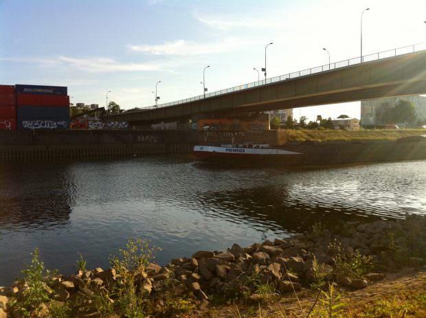 Der Neckar unter der Jungbuschbrücke (Archivbild) | Foto: Neckarstadtblog