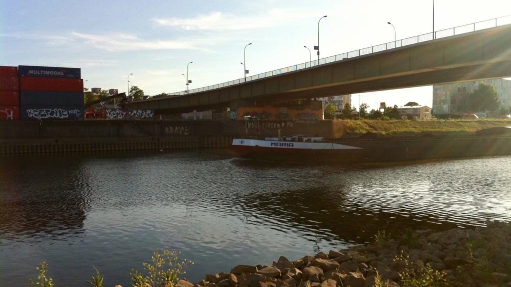 An der Jungbuschbrücke (Archivbild) | Foto: M Schülke