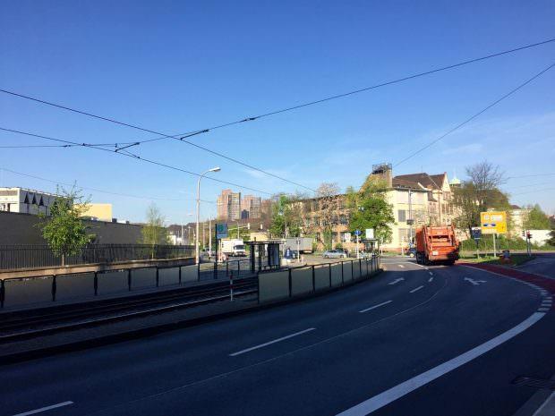 Haltestelle Bibienastraße | Foto: Neckarstadtblog
