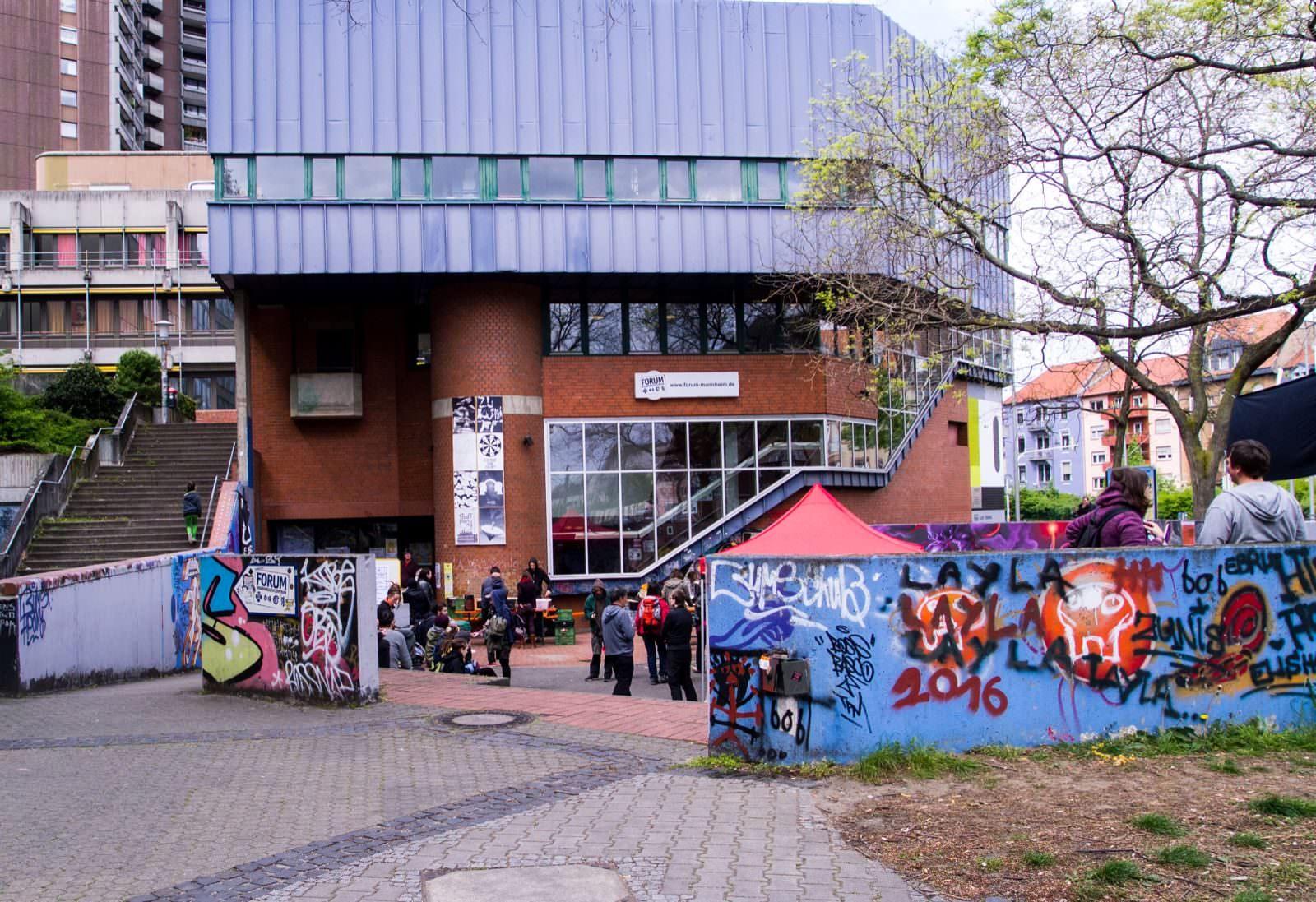 Veranstaltung im Jugendkulturzentrum forum (Symbolbild) | Foto: Isabel Dehmelt