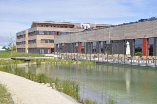 Der juwi-Firmensitz in Wörrstadt | Foto: MVV-Pressebild