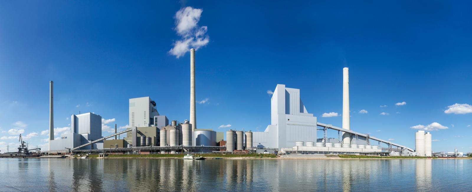 Großkraftwerk Mannheim | Foto: MVV-Pressebild