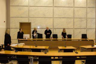 Den Vorsitz am Schöffengericht hatte Richter Volker Schmelcher | Foto: CKI