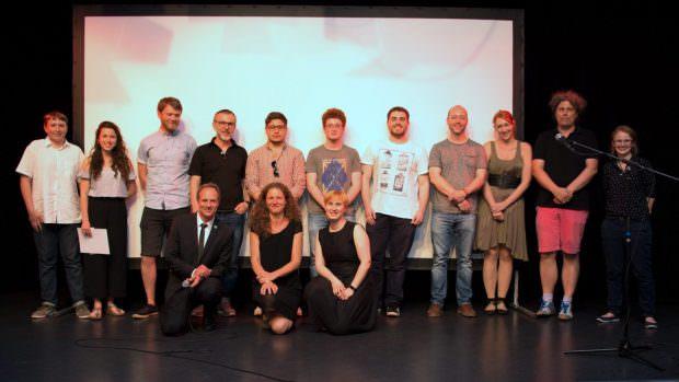 preisverleihung tiefenschaerfe 2017 620x349 - Kurzfilmfestival Tiefenschärfe zeichnet Preisträgerfilme aus