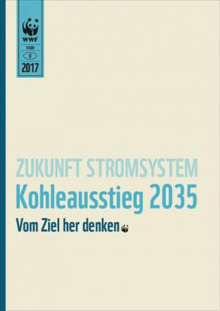 """Studie """"Zukunft Stromsystem: Kohleausstieg 2035"""" erstellt vom Öko-Institut und Prognos (Ein Klick auf die Vorschau öffnet die Studie als PDF-Datei)"""