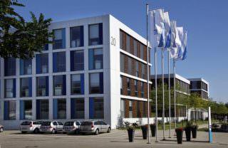 Verwaltungsgebäude der Stadtwerke Kiel | Foto: MVV-Pressebild
