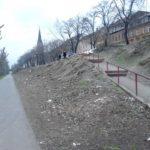 Beginnen die Arbeiten zum barrierefreien Zugang zum Neckarvorland am Montag wirklich?